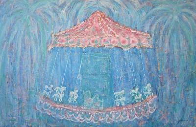 Carousel Original by Judi Mosby