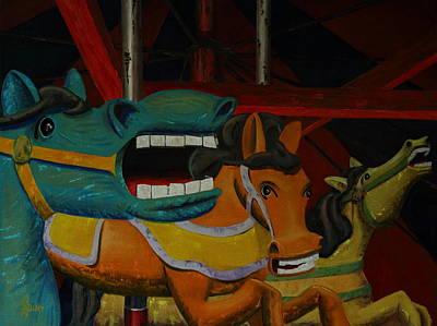 Carousel Original by Kyle Richardson