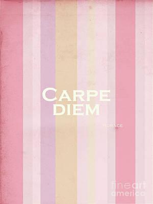 Photograph - Carpe Diem Series - Horace by Andrea Anderegg