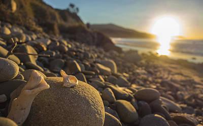 Santa Barbara Photograph - Carpinteria Sunrise by Jeremy Jensen