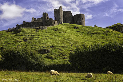 Photograph - Carreg Cennan Castle by Fran Gallogly