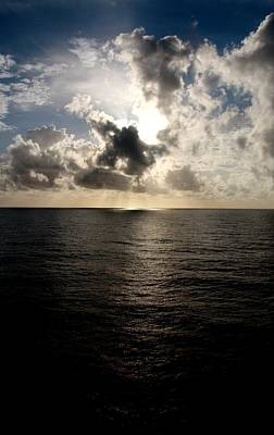 Photograph - Caribbean Sky by Joe Kozlowski