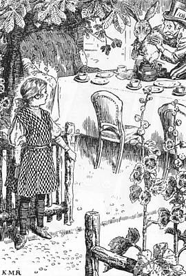 Carroll Alice, 1908 Art Print by Granger