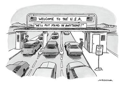 Welcome To The Usa Original