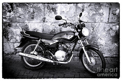 Photograph - Cartagena Bike by John Rizzuto