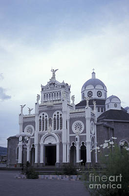 Photograph - Cartago Basilica Costa Rica by John  Mitchell
