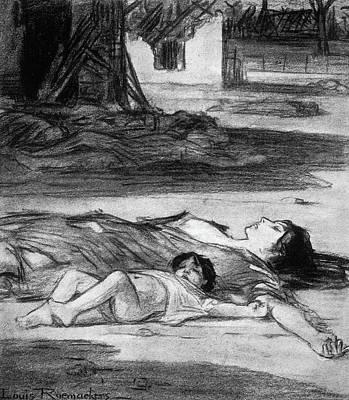 Cartoon Kultur, 1916 Art Print