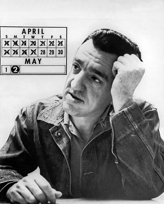 Calendar Photograph - Caryl Chessman by Underwood Archives