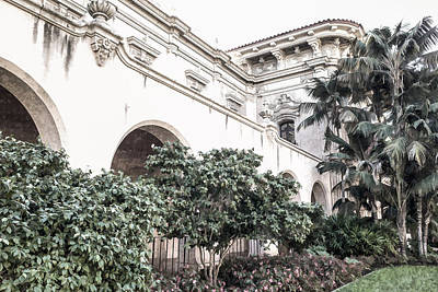 San Diego Photograph - Casa De Balboa San Diego by Priya Ghose
