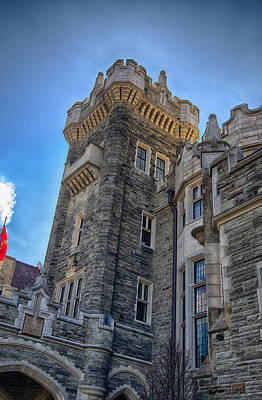 Photograph - Casa Loma 1230 by Guy Whiteley