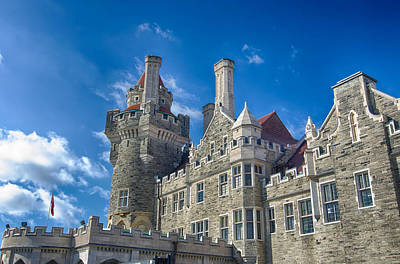 Photograph - Casa Loma 1258 by Guy Whiteley