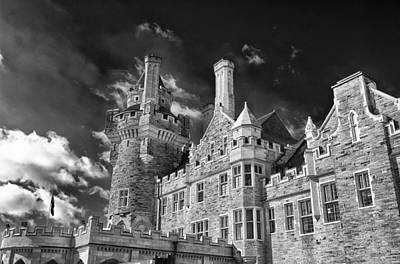 Photograph - Casa Loma 1258b by Guy Whiteley