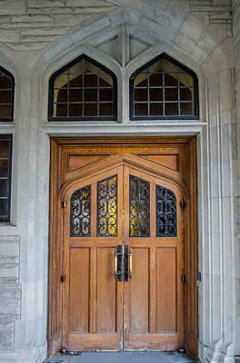 Photograph - Casa Loma Door by Guy Whiteley