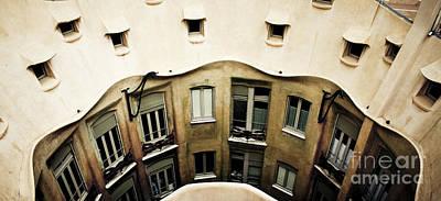 Photograph - Casa Mila No.2 by RicharD Murphy