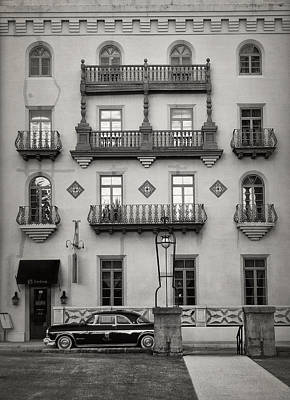 Photograph - Casa Monica by Mario Celzner