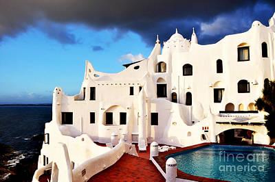 Photograph - Casa Pueblo Al Mar by Valerie Rosen