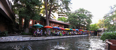 Photograph - Casa Rio Of The River Walk by C H Apperson