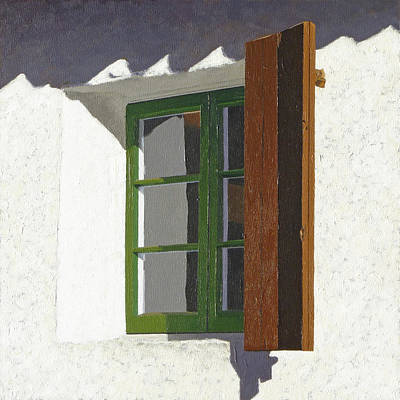 Stucco Painting - Casa Romantica Two by Michael Ward