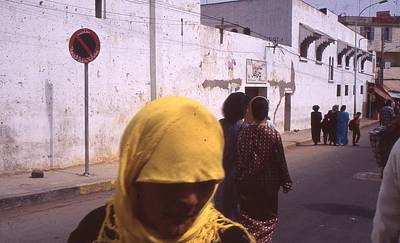 Photograph - Casablanca 1996 by Rolf Ashby