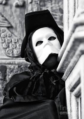 Photograph - Casanova In Venice by John Rizzuto