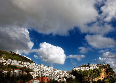 Casares In March Art Print