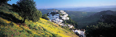 Casares Photograph - Casares, Spain by Panoramic Images