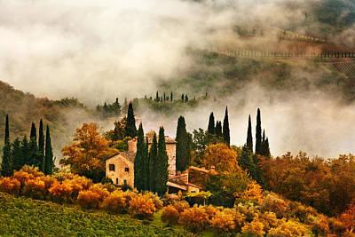 Photograph - Casavecchia by John Galbo