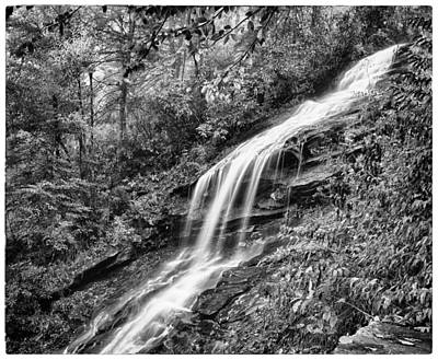 Photograph - Cascade Creek Falls by Daniel Amick