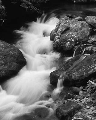 Photograph - Cascade by Harold Rau