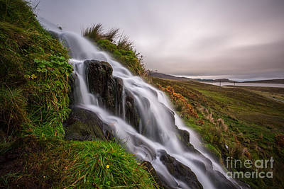 Photograph - Cascade by Matt  Trimble