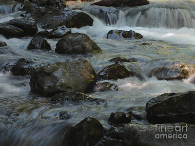 Photograph - Cascades by Heike Ward
