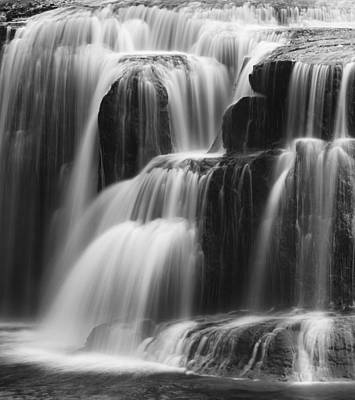 Photograph - Cascades Of Lower Lewis Falls by Mark Kiver
