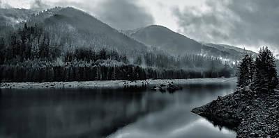 Photograph - Cascades Serenade by Don Schwartz