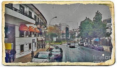 Photograph - Cascais-36 by Rezzan Erguvan-Onal