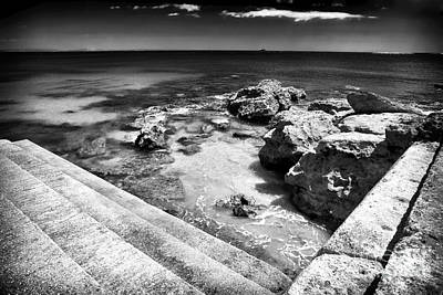 Photograph - Cascais Angles by John Rizzuto