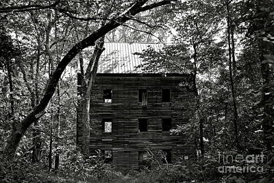 Photograph - Cascine Mill by Sue McGlothlin