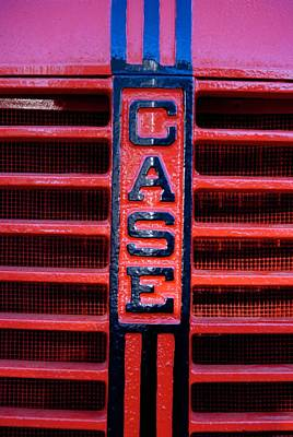 Case Art Print by Eric Tressler