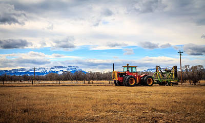 Beer Blueprints - Versatile Tractor Sawtooth Range by John Lee