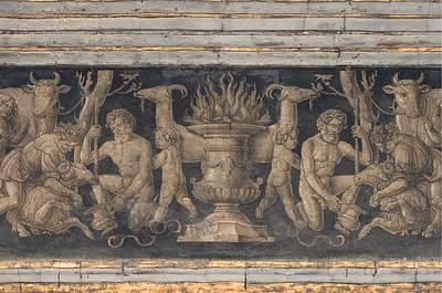 Caselli Cristoforo Known As Temperelli Art Print by Everett