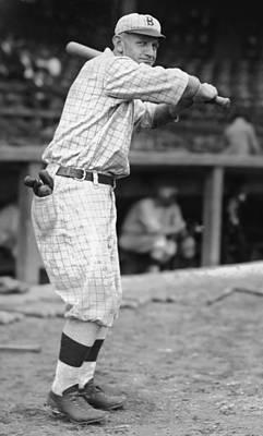 Casey Stengel Photograph - Casey Stengel 1915 by Mountain Dreams