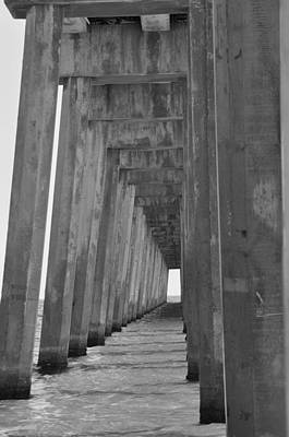 Photograph - Casino Beach Pier by Vonda Barnett