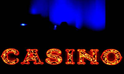 Photograph - Casino by Randall Weidner