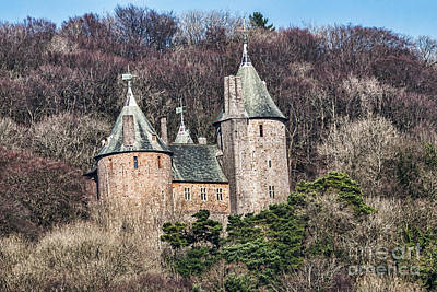 Photograph - Castell Coch by Steve Purnell