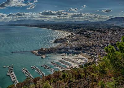 Photograph - Castellammare Del Golfo by Alan Toepfer