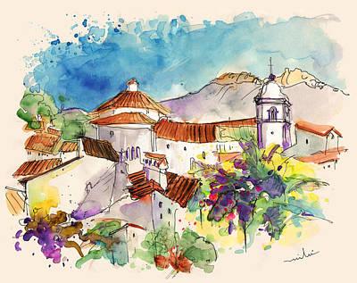 Castelo De Vide In Portugal 01 Art Print by Miki De Goodaboom