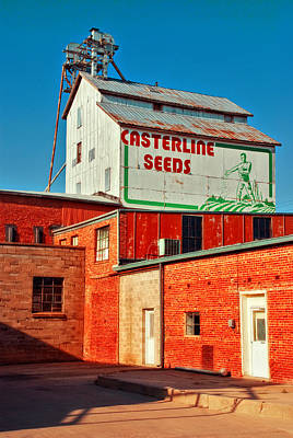 Lkg Photograph - Casterline Seeds by Laura George