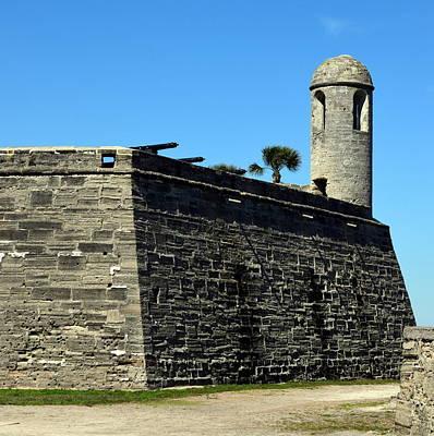 Photograph - Castillo De San Marcos  1 by Sheri McLeroy