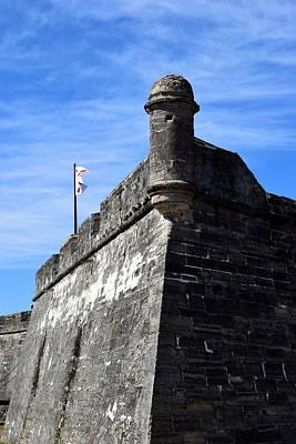 Photograph - Castillo De San Marcos  2 by Sheri McLeroy