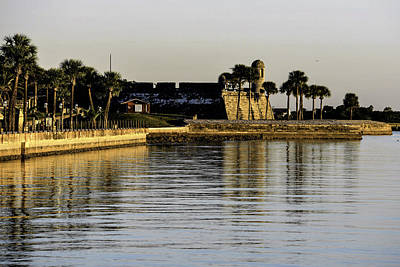 Photograph - Castillo De San Marcos by Anthony Baatz