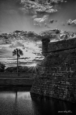 Photograph - Castillo De San Marcos by Kathy Ponce